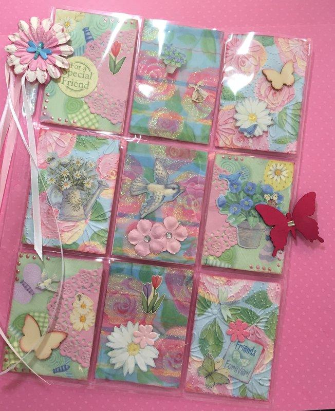 Spring Pocketletter for Kim(Swap)