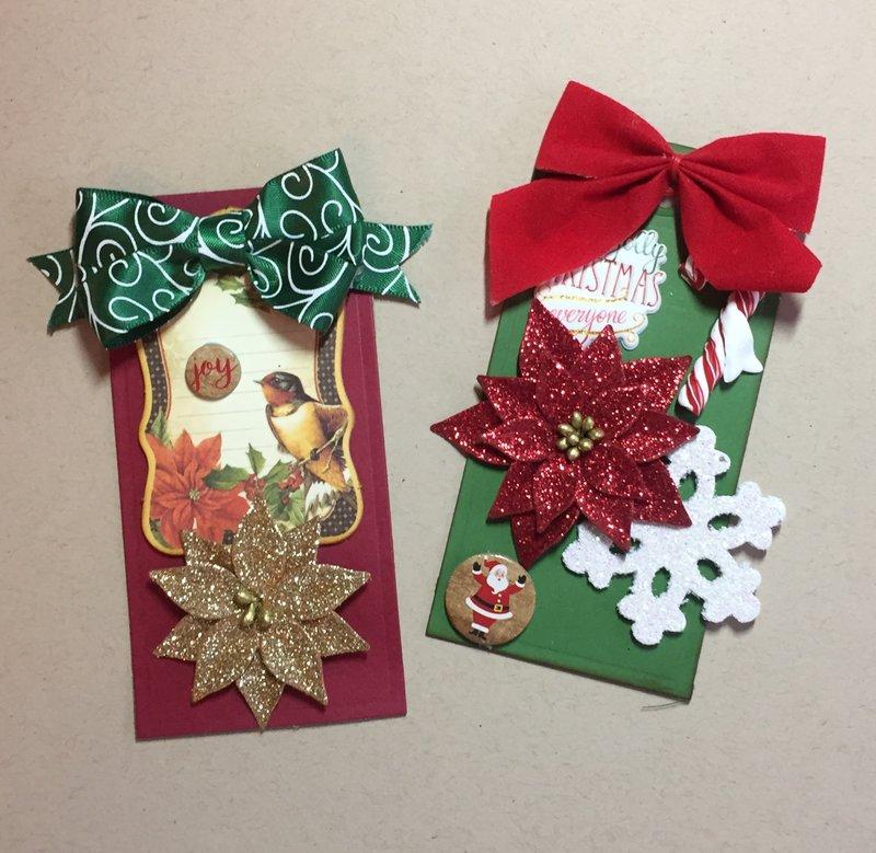 Little Christmas Tags