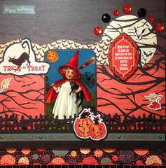 Trick or Treat: A Vintage Halloween