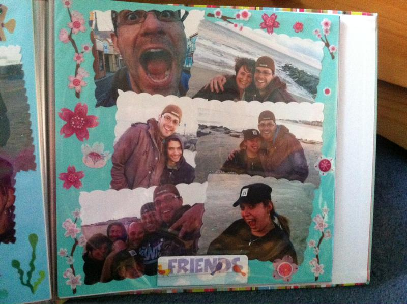 Scrapbook Pages I've Done