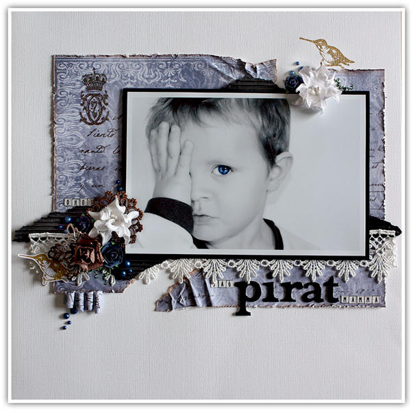 .:Mommy, I´m a pirate:.