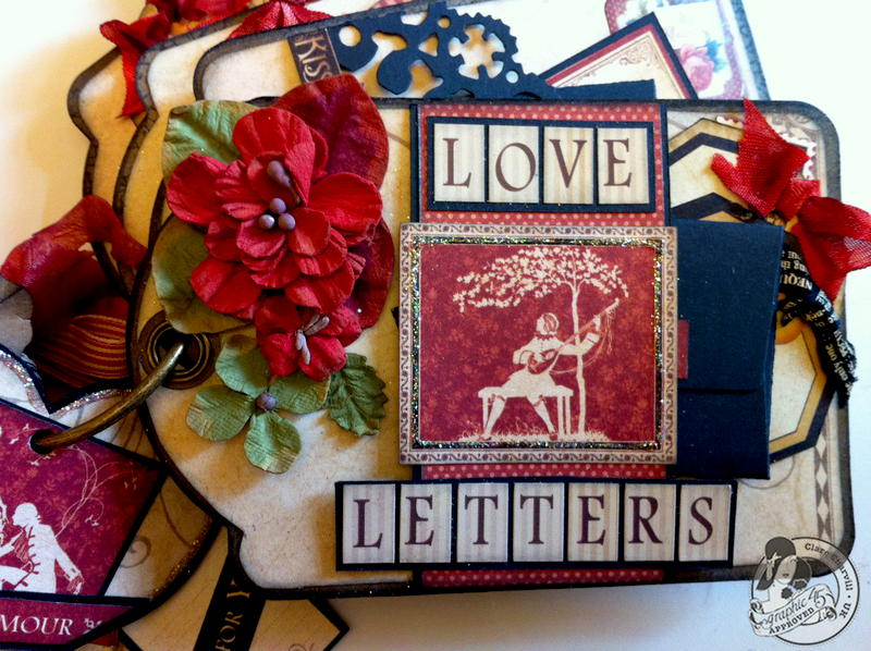 Love Letters Tag Album