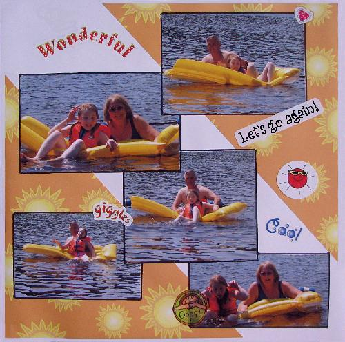 The Yellow Banana Boat