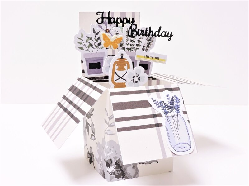 Farmhouse Chic Birthday Card