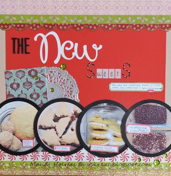 The New Sweets