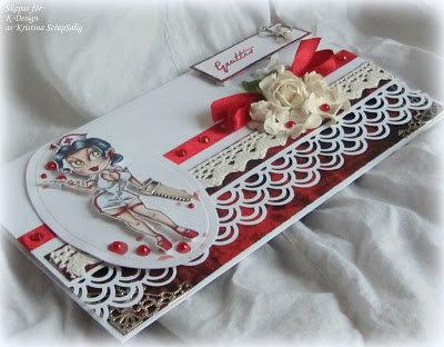 Card for the nurse