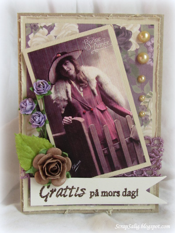 Vintage for mother´s day
