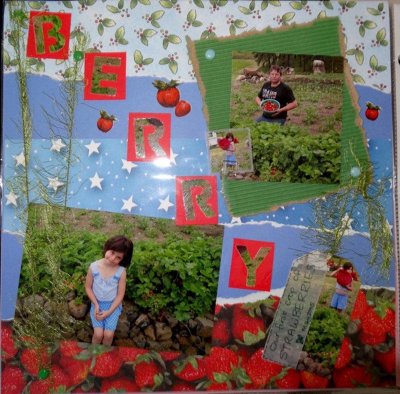 berry picking LEFT