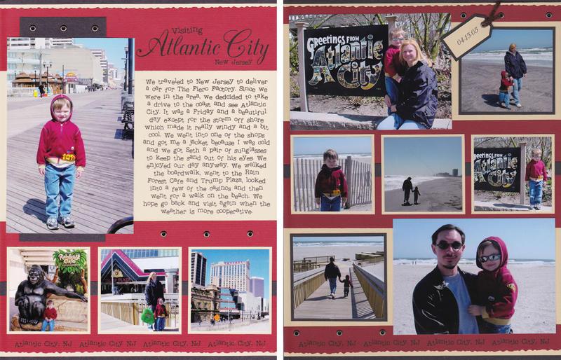 Visiting Atlantic City New Jersey