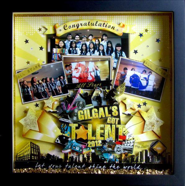 Gilgal's got talent 2012 gift