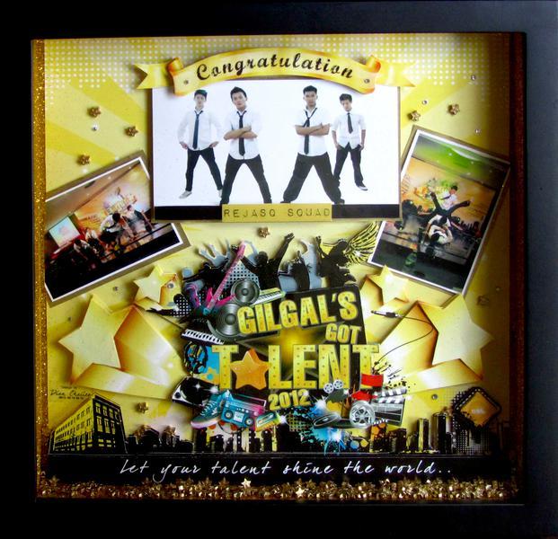 GILGAL'S GOT TALENT PRESENT 2012