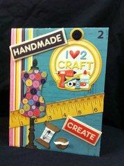 Love to craft scrapbook