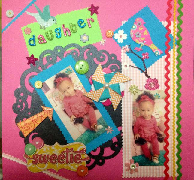 sweetie page