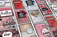 Paper Rose - Grunge Textures