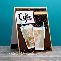 Paper Rose Iced Coffee