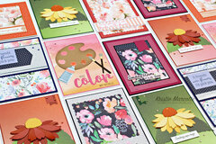 Honey Bee Stamps - Summer Stems