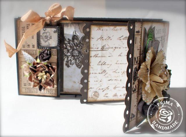 Mother's Day Paper *Bag Pocket Wallet MINI Album*
