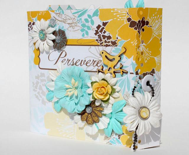 "*SUPER CUTE MINI ALBUM* ""Persevere"" LeezA Gibbons Wishes and Dreams Collection"