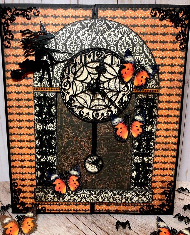 Halloween Folio,  https://youtu.be/p_QW9uzhiB8