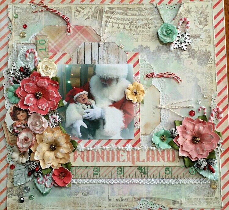 Sweet Peppermint Christmas