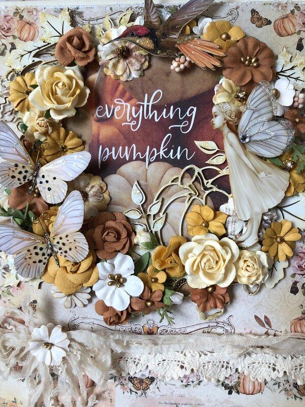 Autumn Mini Album Set https://youtu.be/8rusrFpa1rw