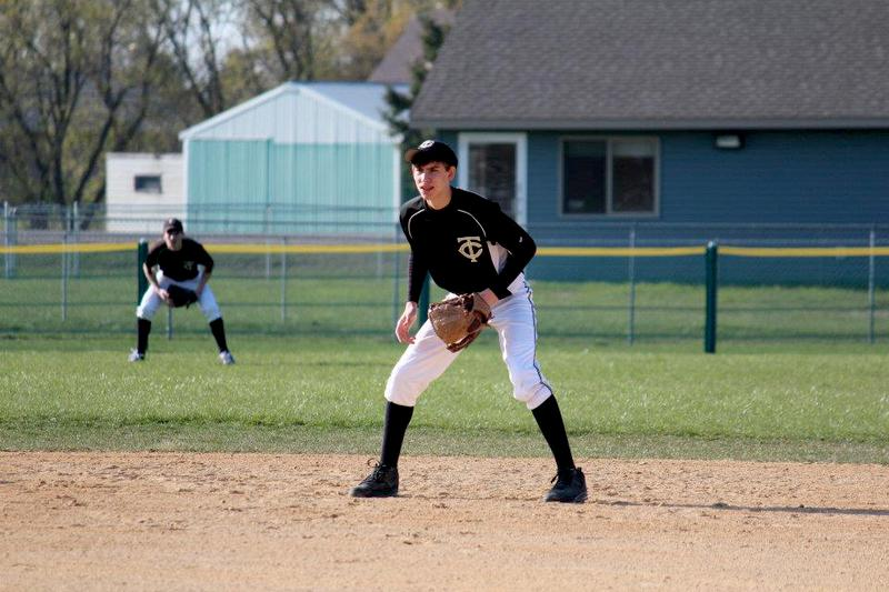Baseball 2012- shortstop