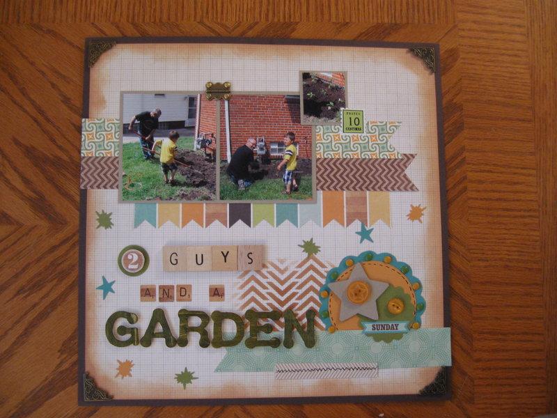 2 Guys and a Garden