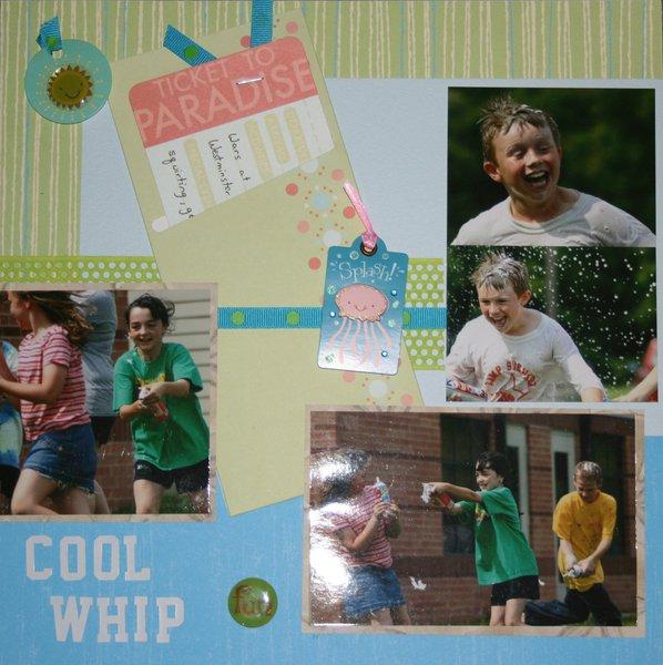 Cool Whip Fun NSBD Challenge #1