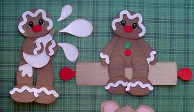 Christmas Gingers