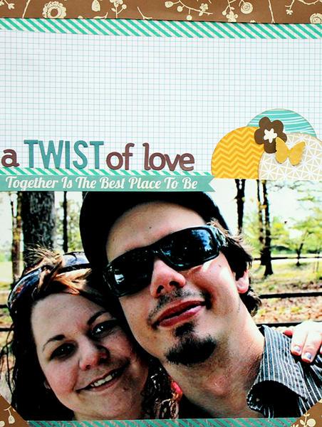 a TWIST of love