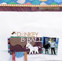 Donkey B-Ball