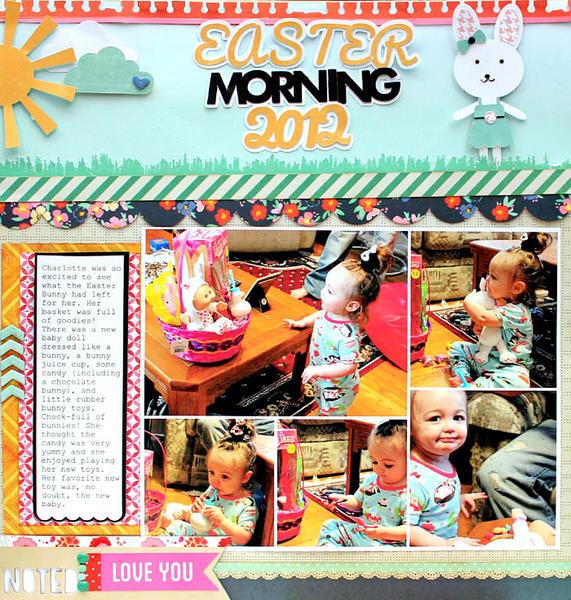 Easter Morning 2012