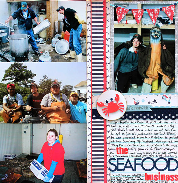 The Seafood Business