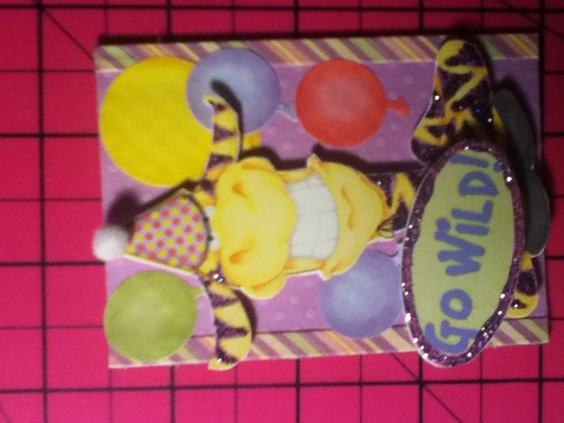 April ATC Birthday