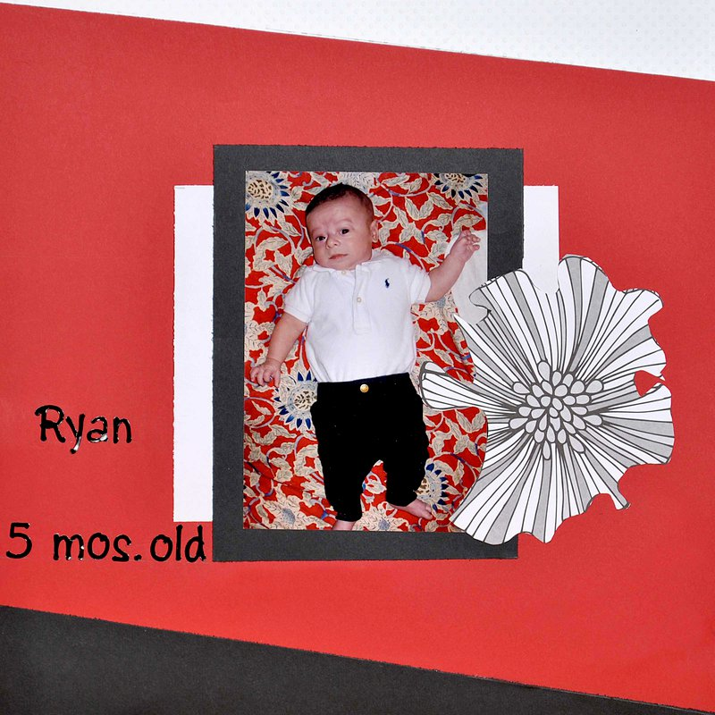 Ryan 5 months old