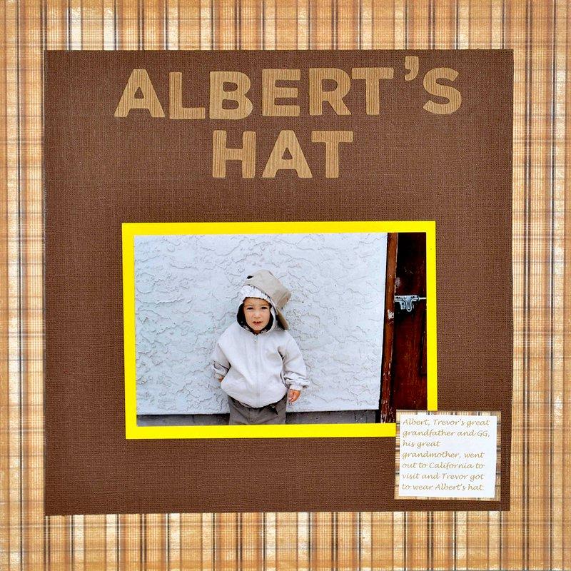 Albert's Hat