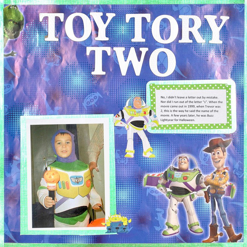 Toy Tory Two