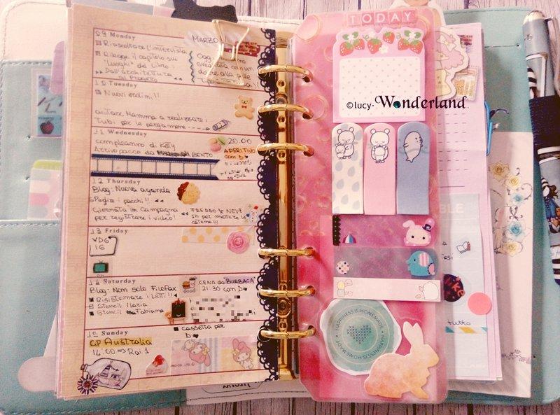 Websters Pages - Color Crush Planner - Light Teal