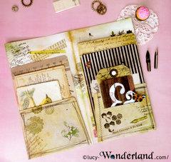 file folder per il traveler's notebook