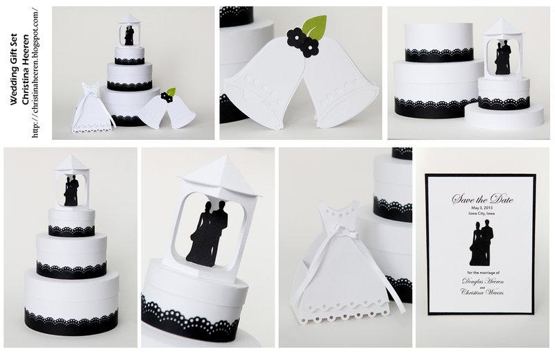 Wedding Set by Christina Heeren