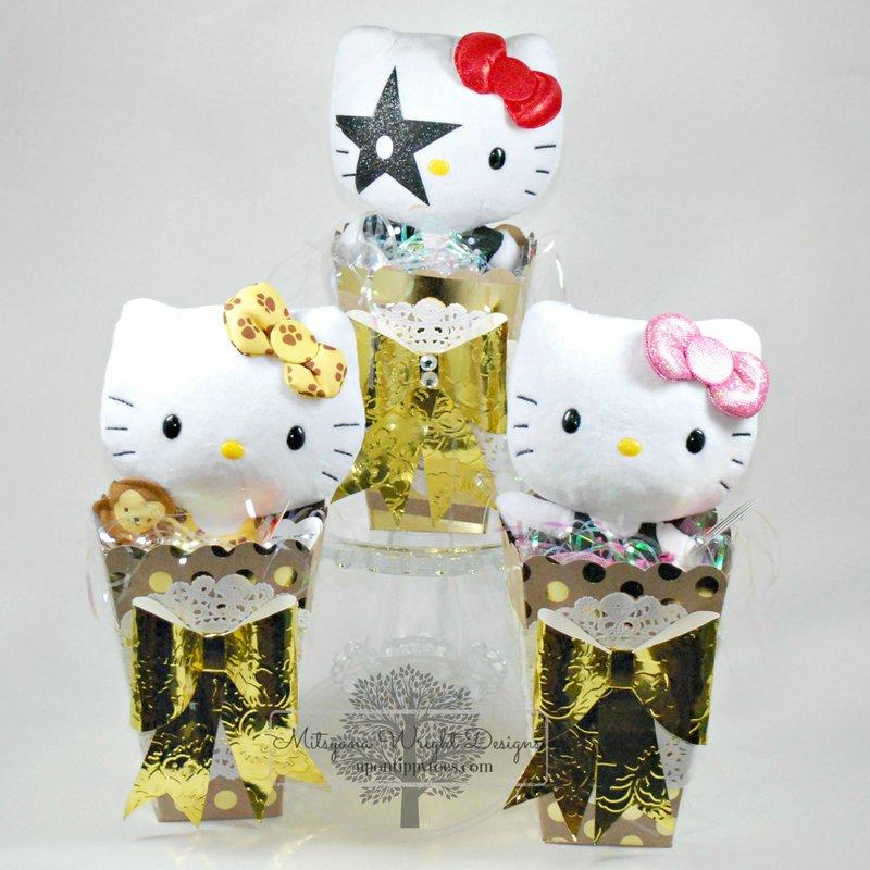 Popcorn Box Party Favors