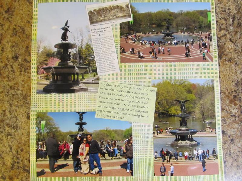 Bethesda Fountain Part I