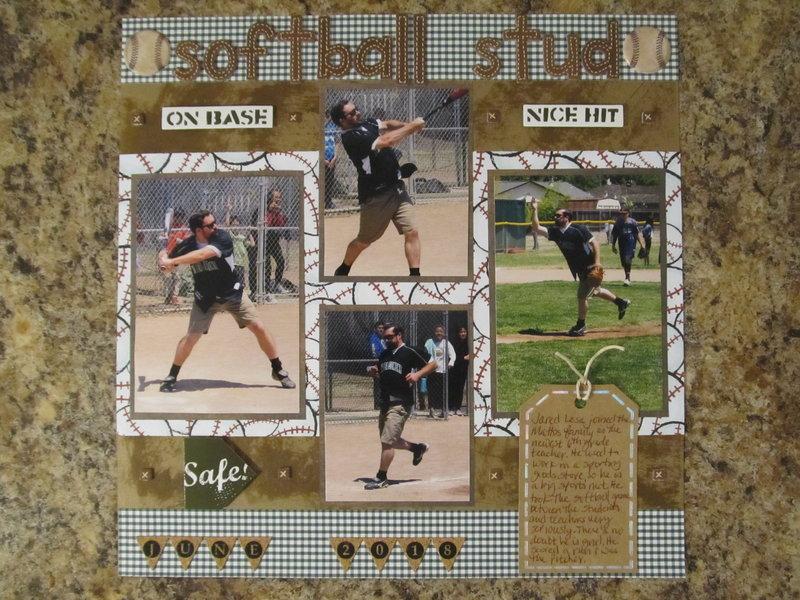 Softball Stud