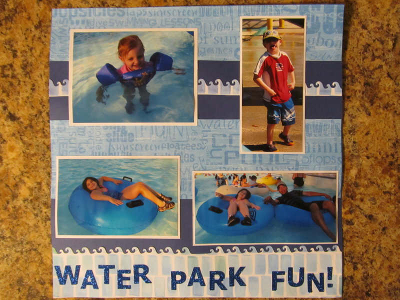 Water Park Fun!!