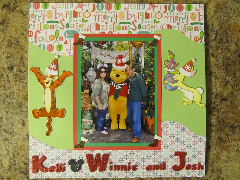 Winnie the Pooh Holiday
