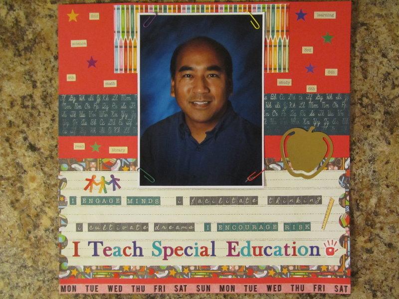 I Teach Special Education