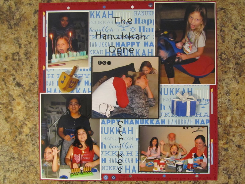 The Hanukkah Ogre Strikes