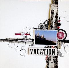 Vacation *Scraps of Darkness*