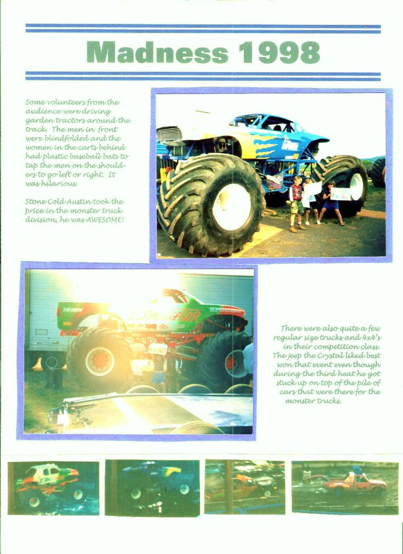 Monster Truck Madness (part 2 of 2)