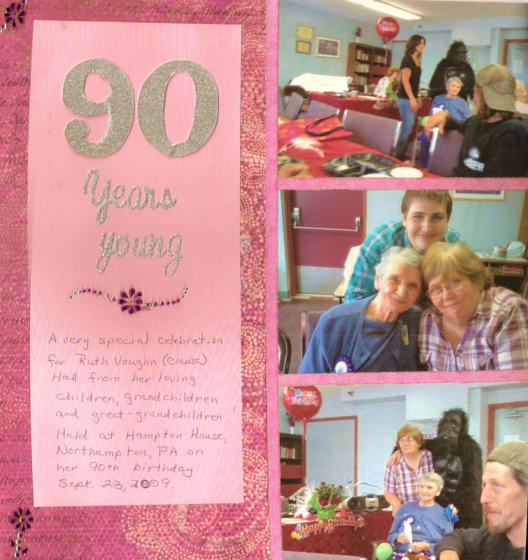 90 Years Young